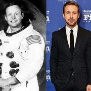 Neil Armstrong, Ryan Gosling