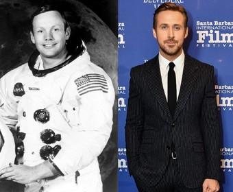 Neil Armstrong, Ryan Gosling