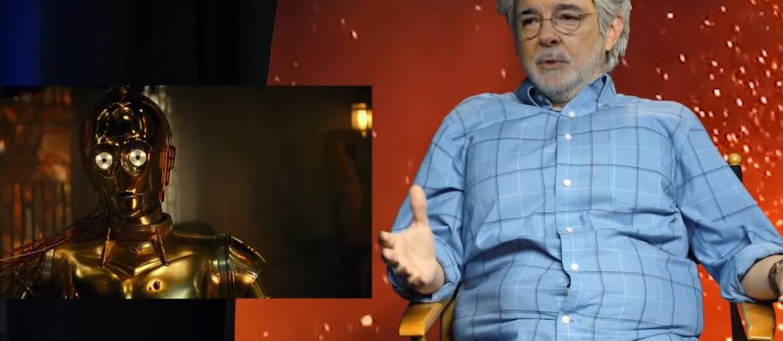 George Lucas Reacts to Star Wars: The Rise of Skywalker Final Trailer - Salty Celebrity Deepfake