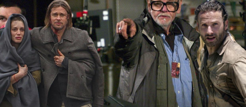 """George Romero: """"The Walking Dead"""" i """"World War Z"""" zabiły filmy o zombie"""