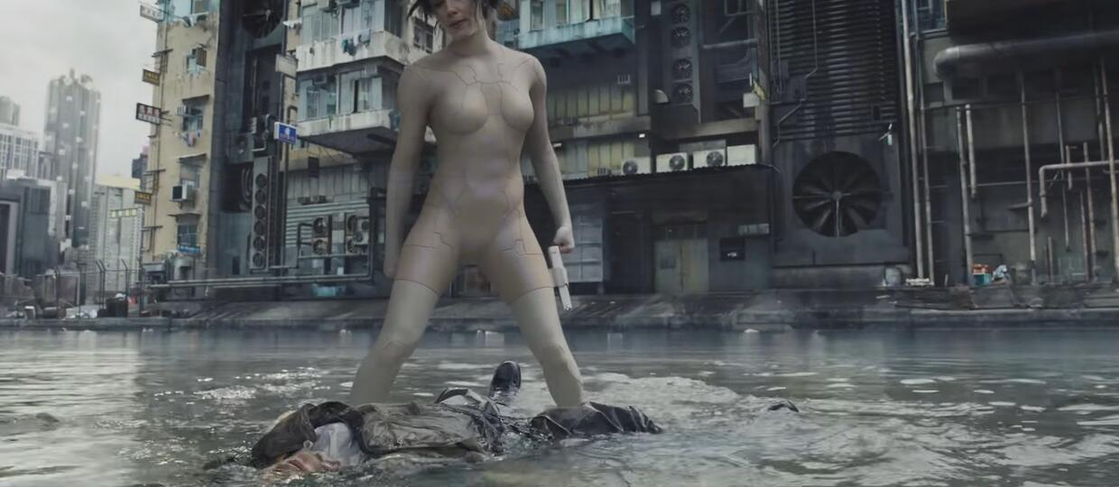 """Ghost in the Shell"" uhonoruje oryginalne anime"