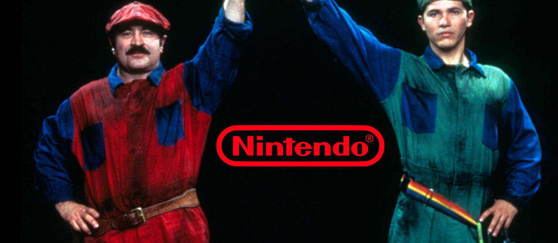 Gry Nintendo trafią na ekrany kin
