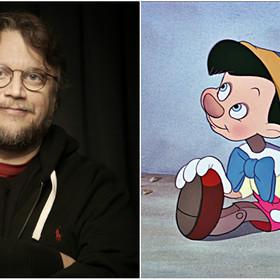 Pinokio Netflix del Toro