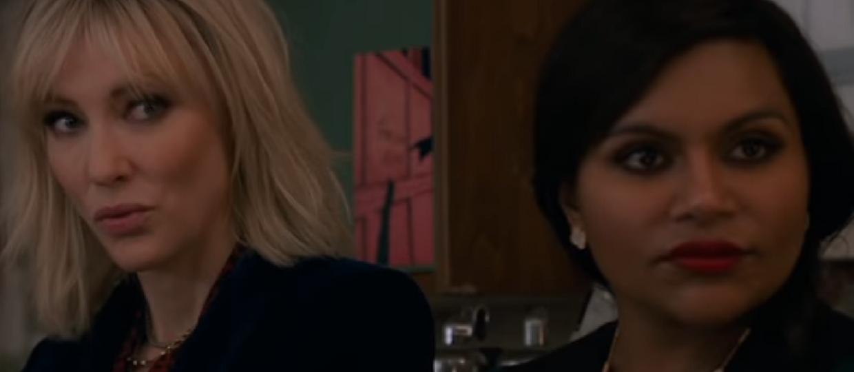 Mindy Kaling Cate Blanchett