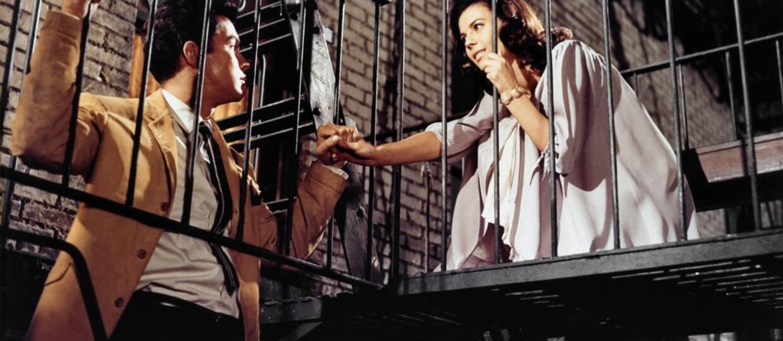 Natalie Wood i Richard Beymer West Side Story