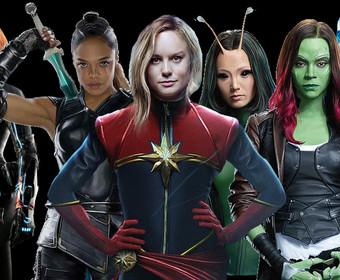 Gwiazdy filmów Marvela chcą wystąpić w produkcji o superbohaterkach