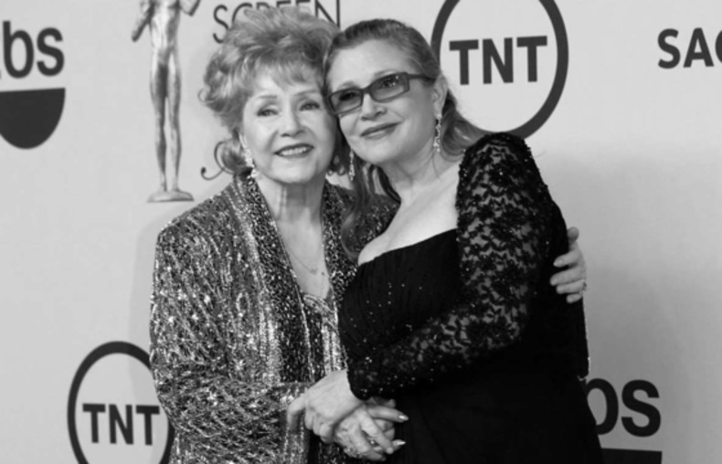 Debbie Reynolds (28.12)