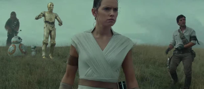 Gwiezdne Wojny IX: Skywalker. odrodzenie