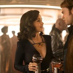 Han Solo i Qi'ra