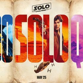 plakaty Solo: A Star Wars Story