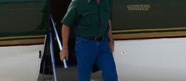Harrison Ford omal nie rozbił się samolotem