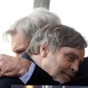Harrison Ford i Mark Hamill