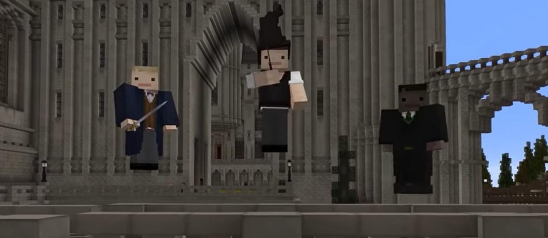 Harry Potter w świecie Minecrafta. Fani tworzą darmową grę RPG