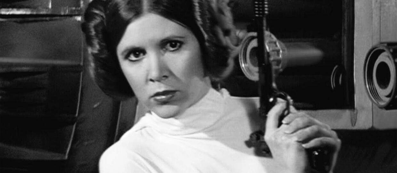 Hollywood wspomina zmarłą Carrie Fisher