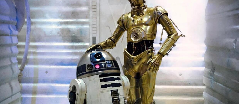 R2-D2 i C-3PO