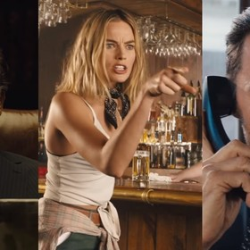 """Hugh Jackman, Margot Robbie i Russell Crowe w pełnym trailerze nieistniejącego sequelu """"Krokodyla Dundee"""""""