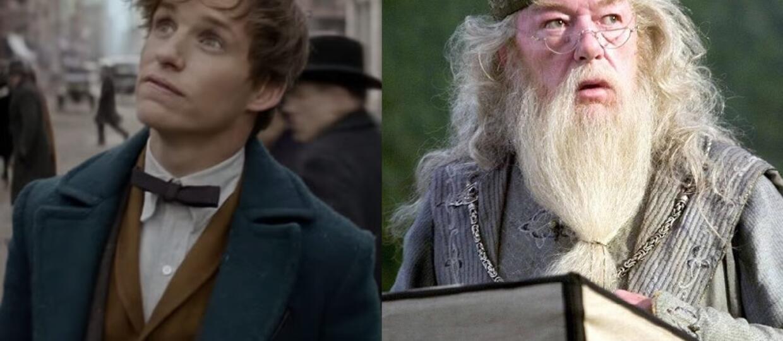 """I Ty możesz być młodym Newtem lub Dumbledorem w """"Fantastycznych zwierzętach i jak je znaleźć 2"""""""