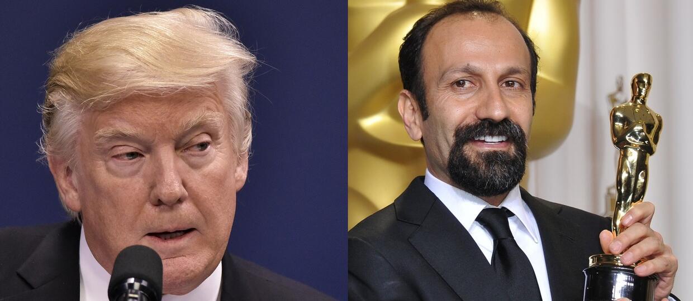 Irański reżyser nie pojawi się na rozdaniu Oscarów przez Donalda Trumpa