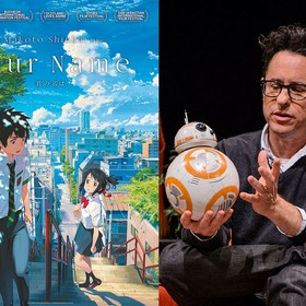 "J.J. Abrams nakręci aktorską adaptację anime ""Your Name"""