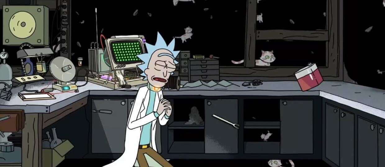 Producent Ricka i Mortyego nie zyje