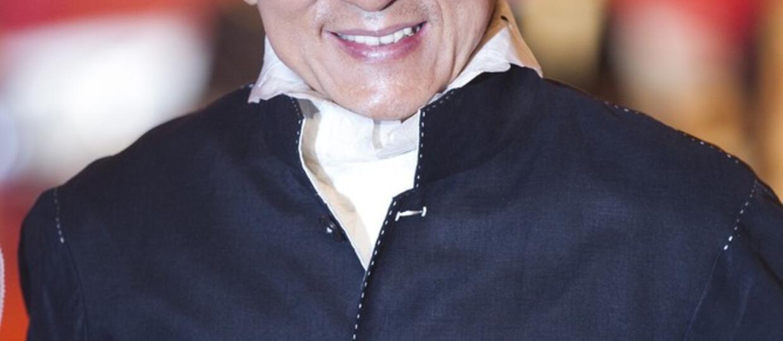 Jackie Chan odbierze Oscara
