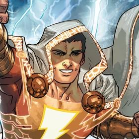 Shazam w komiksach DC