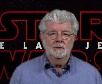 """Jak George Lucas ocenił film """"Gwiezdne wojny: Ostatni Jedi""""?"""