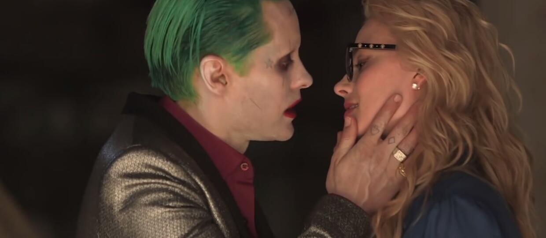 Jak powstawały sceny z Jokerem i Harley Quinn?