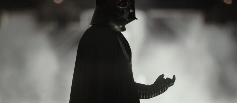 """Jak to było zagrać Lorda Vadera w """"Łotrze 1""""?"""