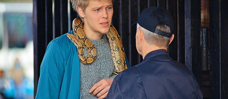 Jakub Gierszał jednym z najlepiej rokujących aktorów europejskich