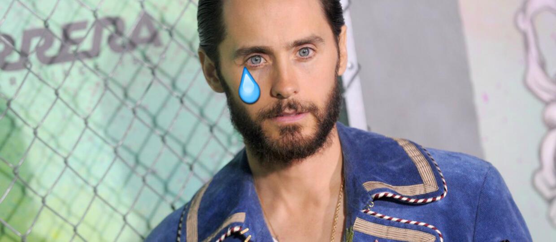 """Jared Leto nie jest zadowolony z """"Legionu samobójców"""""""