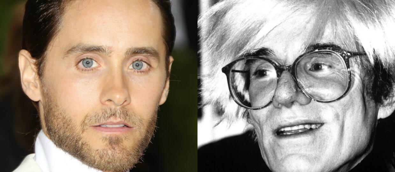 Jared Leto zagra Andy'ego Warhola
