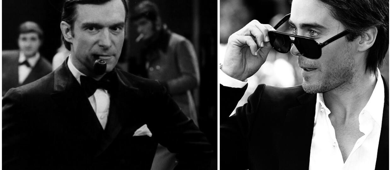 Jared Leto zagra Hugh Hefnera w filmie o słynnym playboy'u