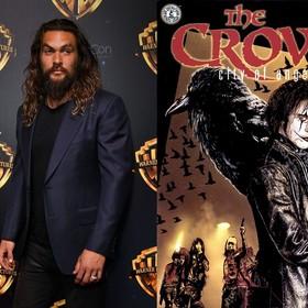 Jason Momoa The Crow