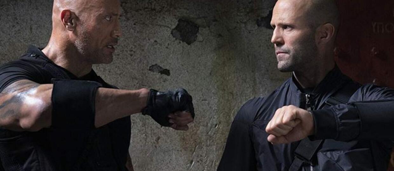 kadr z filmu Szybcy i wściekli: Hobbs i Shaw