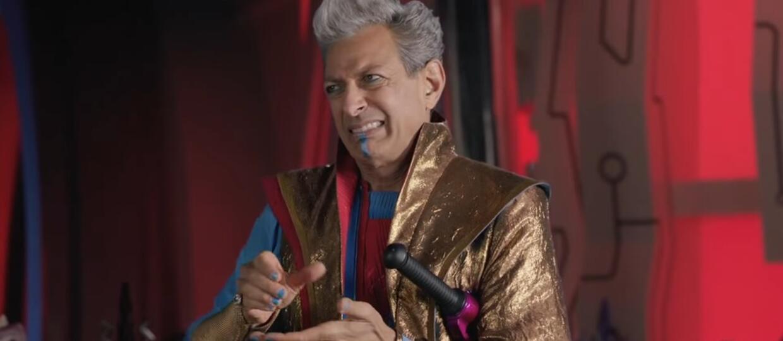 """Jeff Goldblum uczy języka migowego w usuniętej scenie z """"Thora: Ragnaroka"""""""
