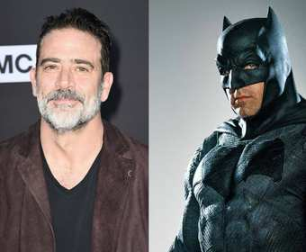 Jeffrey Dean Morgan chce zagrać Batmana