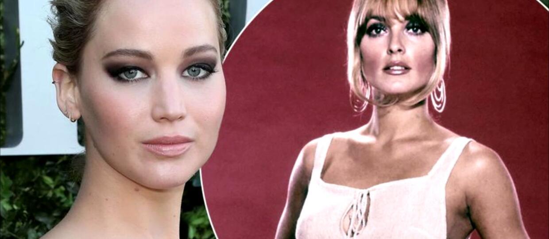 Jennifer Lawrence za brzydka do zagrania Sharon Tate w nowym filmie Quentina Tarantino