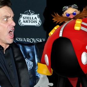 Jim Carrey zagra doktora Robotnika w filmie o jeżu Soniku