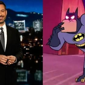 Jimmy Kimmel jako Batman
