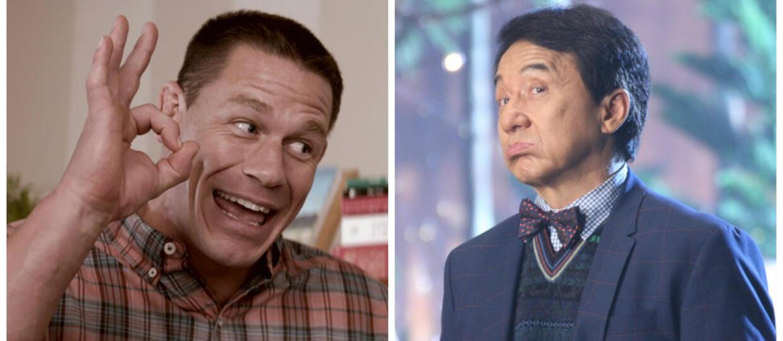 """John Cena i Jackie Chan połączą siły w filmie akcji """"Project X"""""""