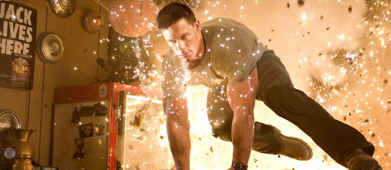 John Cena w filmie W cywilu