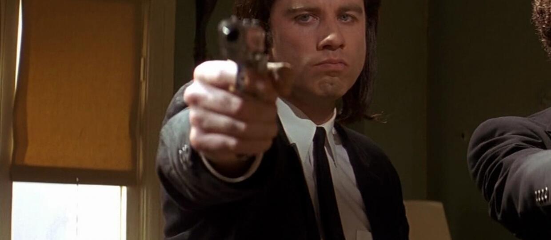 """John Travolta mógł nie zagrać w """"Pulp Fiction"""" przez scjentologów"""