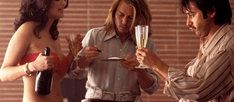 Johnny Depp będzie pił, palił i zaliczał panienki