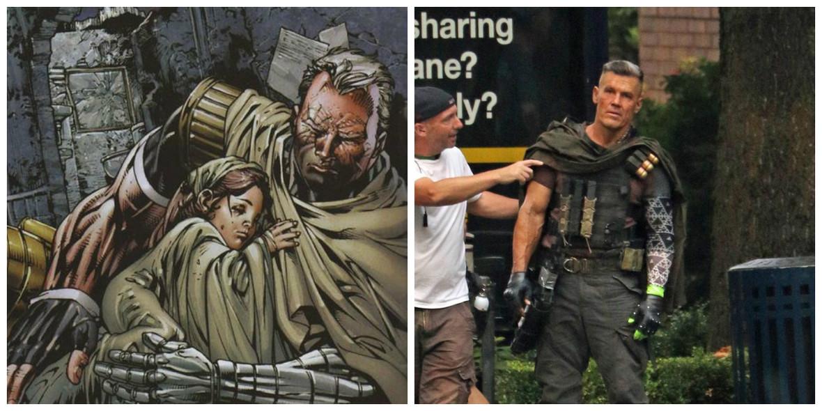 """Josh Brolin jako Cable. Tak będzie wyglądał nowy bohater """"Deadpoola 2"""""""