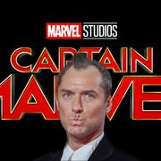 """Jude Law wystąpi w filmie """"Captain Marvel""""? W kogo wcieli się aktor?"""