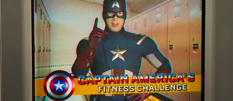"Kapitan Ameryka w spocie superprodukcji ""Spider-Man: Homecoming"""