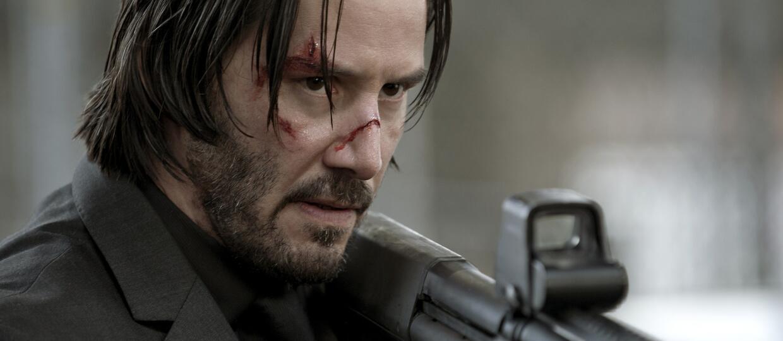 """Keanu Reeves: """"John Wick 2"""" będzie czarnym pasem 3. stopnia"""