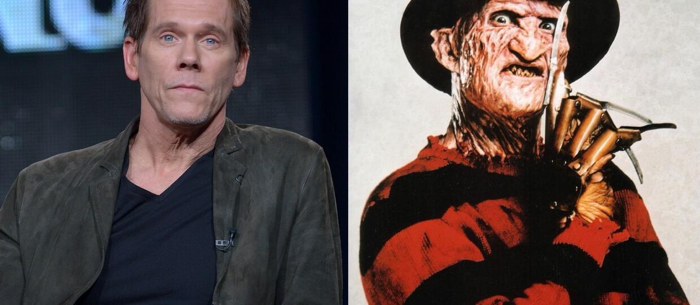 Kevin Bacon chciałby zagrać Freddy'ego Kruegera