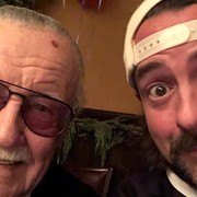 Stan Lee i Kevin Smith